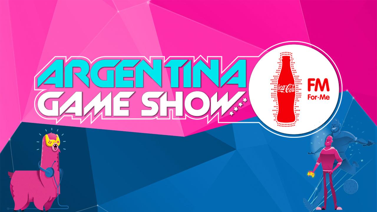 ¡Se acerca Argentina Game Show y estas son sus novedades!