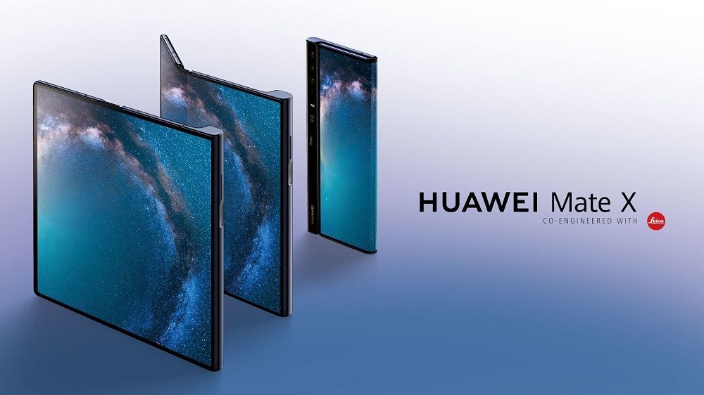 Huawei Mate X: El smartphone flexible más prometedor