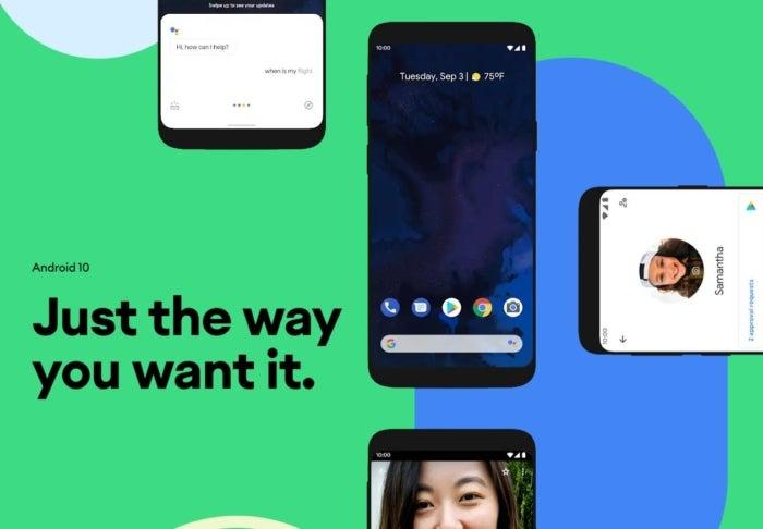 Android 10 ya llegó y estas son sus novedades