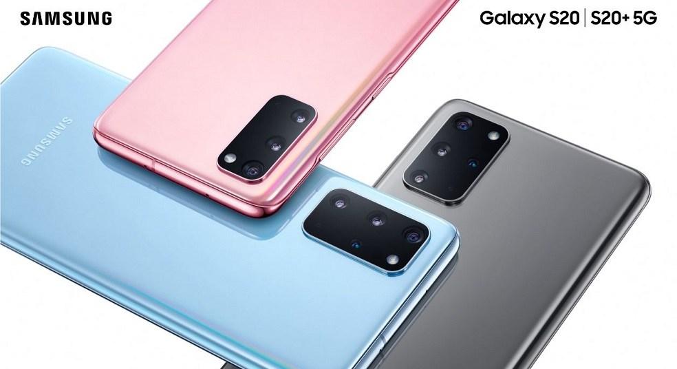 Galaxy S20, S20+ y S20 Ultra: los nuevos celulares alta gama de Samsung con 5G y cámara de 108 MP