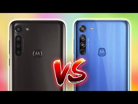 Moto G8 Power vs Moto G8:  Comparativa de cámaras