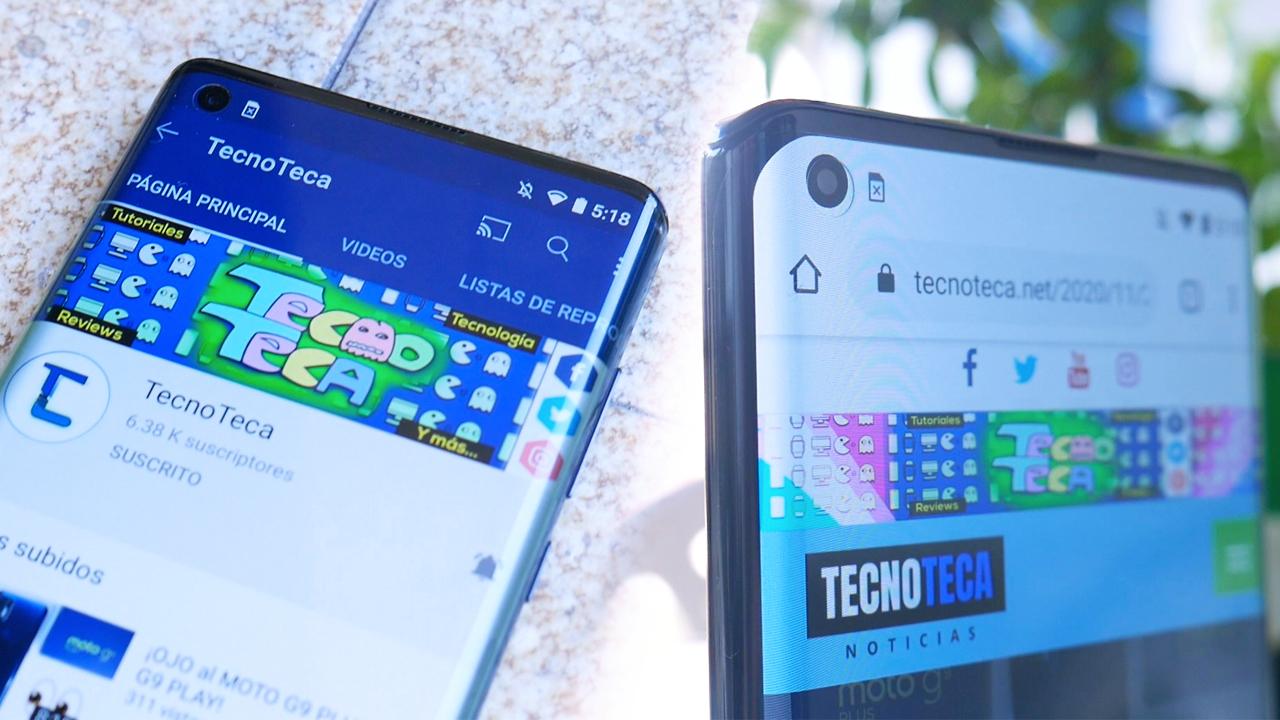 Review Motorola Edge: diseño, rendimiento y fluidez en un mismo teléfono