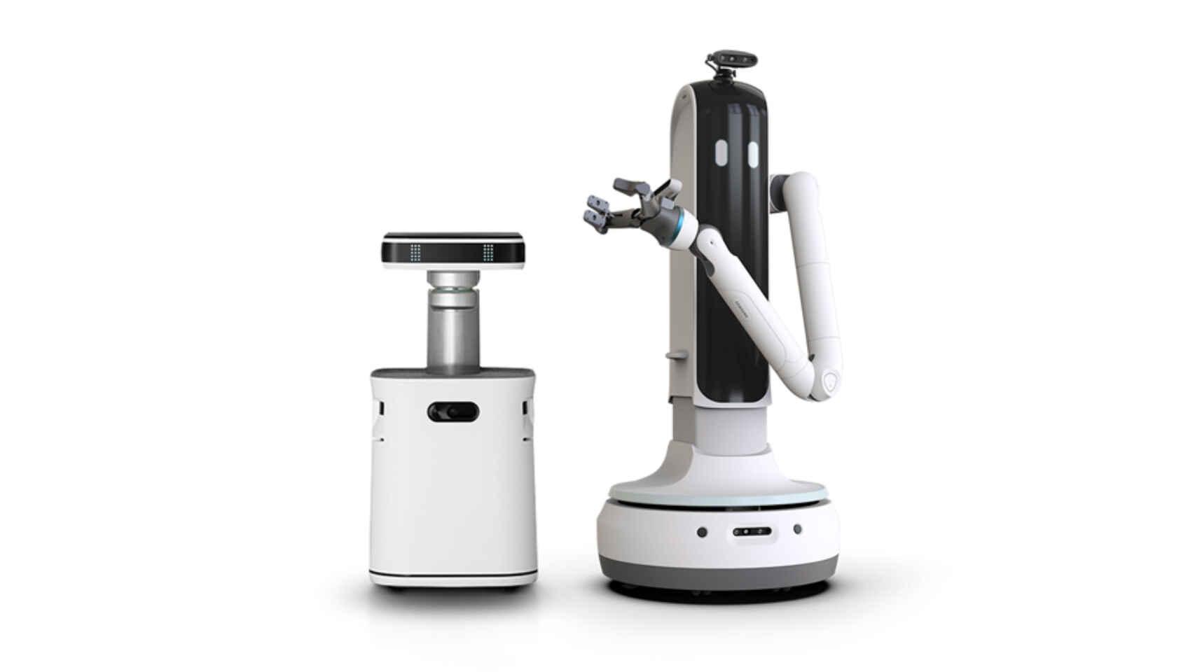 CES 2021: Samsung apuesta por los robots que te ayudarán con las tareas de la casa