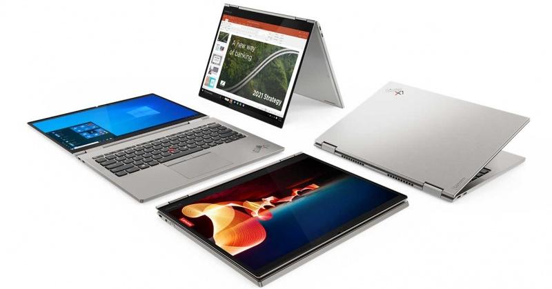 CES 2021: Thinkpad X12 Detachable y X1 Titanium Yoga, lo más potente de Lenovo
