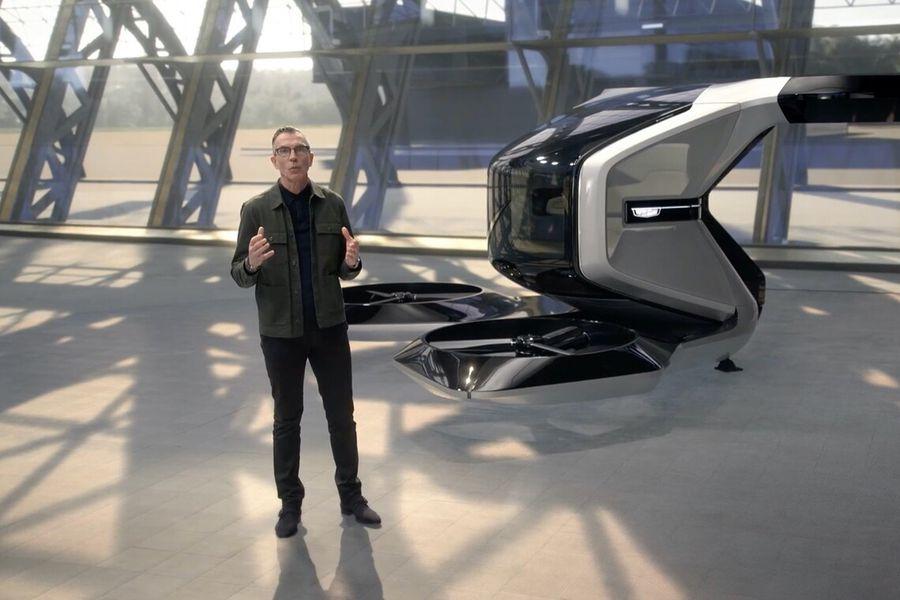 CES 2021: General Motors mostró su prototipo de coche volador y anunció millonaria inversión en coches eléctricos